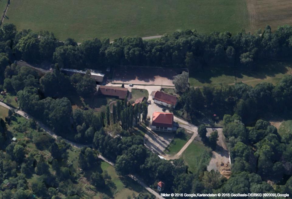 Dressurstall Untere Körschmühle - das Kleinod für Reiter in Stuttgart
